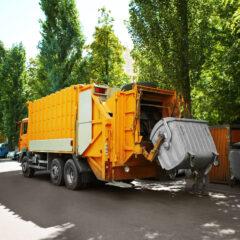 Reinigungs und Pflegeprodukte Abfallwirtschsaft, Kläranlagen