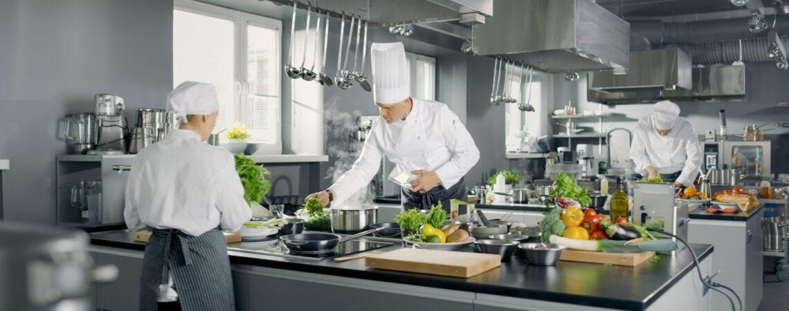 Reinigungs und Pflegeprodukte für Gastronomie und Tourismus